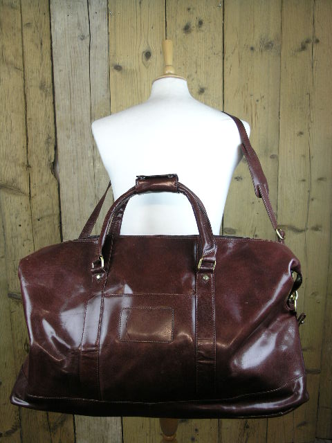 Ashwood 2081 Cognac Travel Holdell