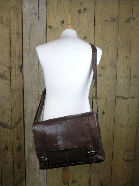 Ashwood 8343 Tan Shoulder Bag