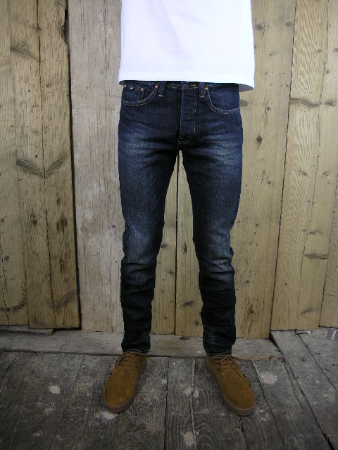 Last And True Miller Skinny Creased Jean