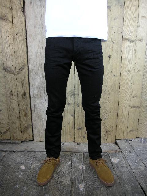 Last And True Skinny Ross 3D Black Jean
