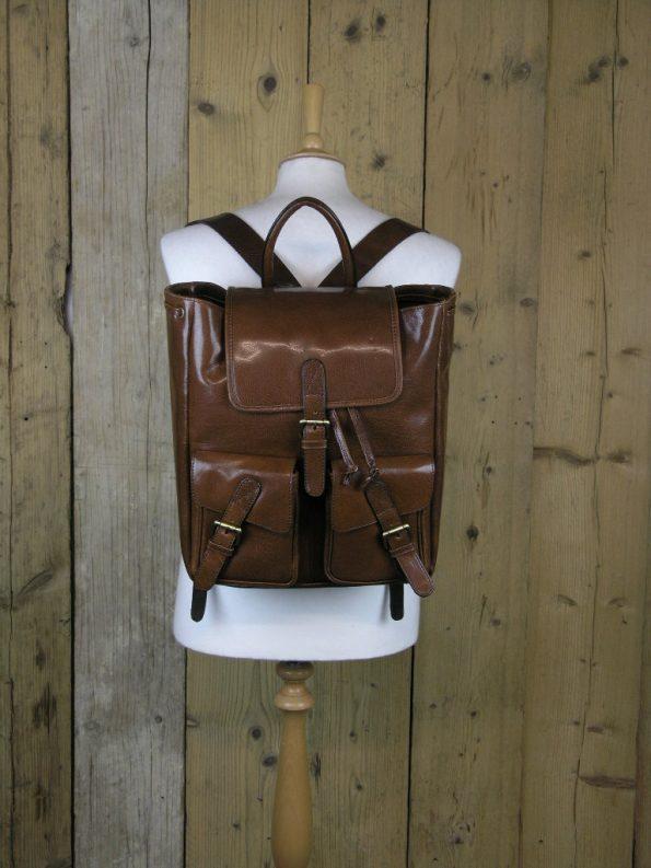 Ashwood Chestnut Rucksack Bag