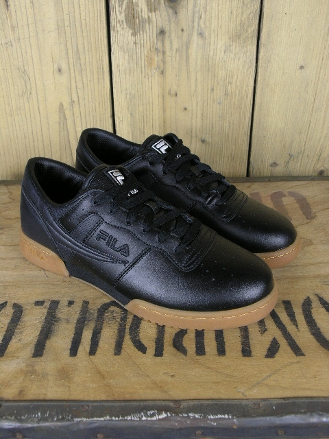 Fila Original Fitness Gum Black Trainers