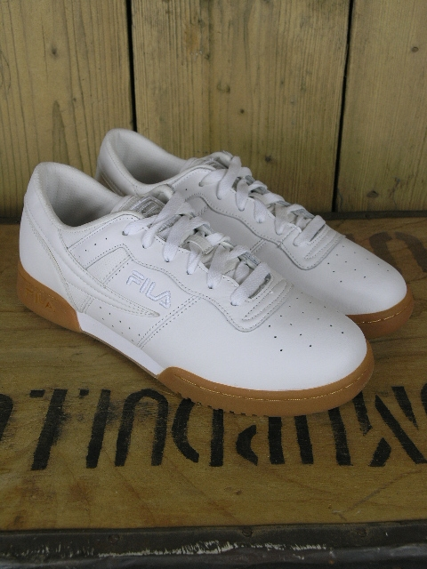 Fila Original Fitness Gum White Trainers