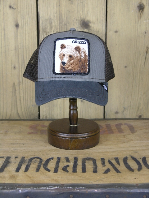 Goorin Brothers Grizzly Trucker Cap