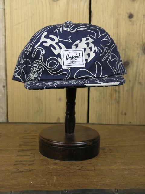 Herschel Supply & Co Albert Abstract Cap 1020-0621-OS