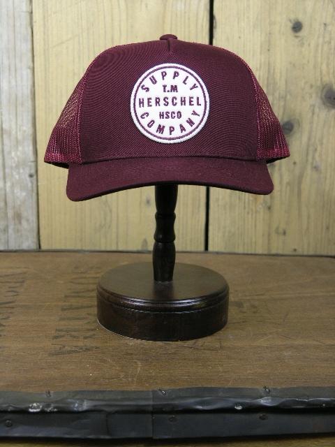 Herschel Supply & Co Avery Windsor Wine Cap 1106-0617-OS