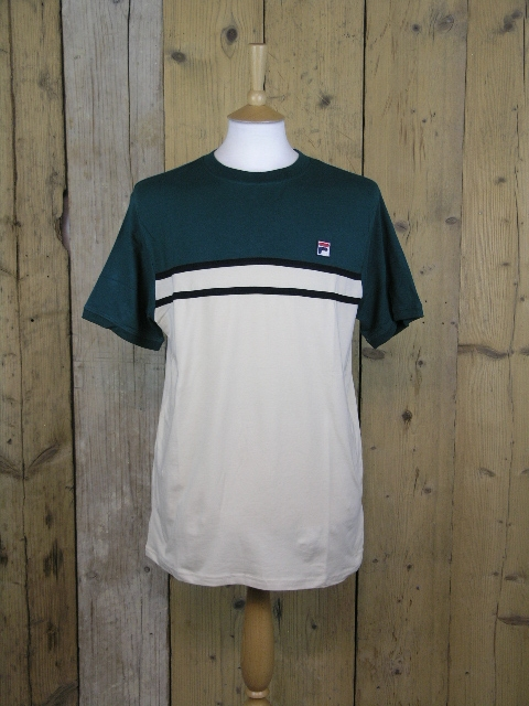 Fila Whiteline Baldi June Bug Tee LM181K97