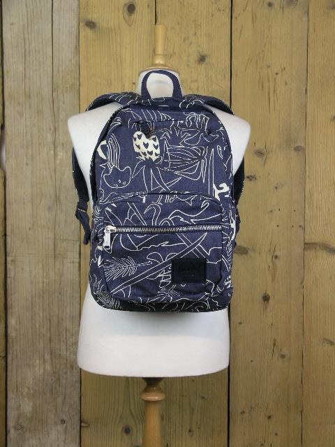 Herschel Supply & Co Pop Quiz Abstrctils Purple Floral Backpack 10011-01939-OS