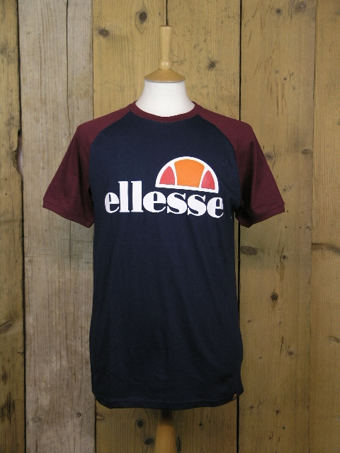 Ellesse Heritage Cassina Dress Blues Tee SHY00629