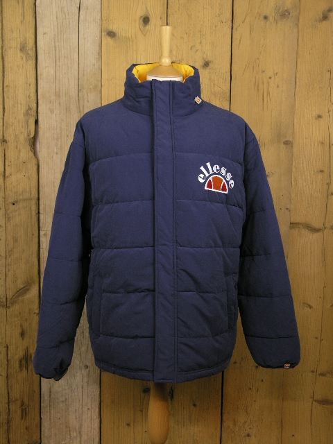 Ellesse Heritage Esperia Dress Blues Puffa Jacket SHY05323