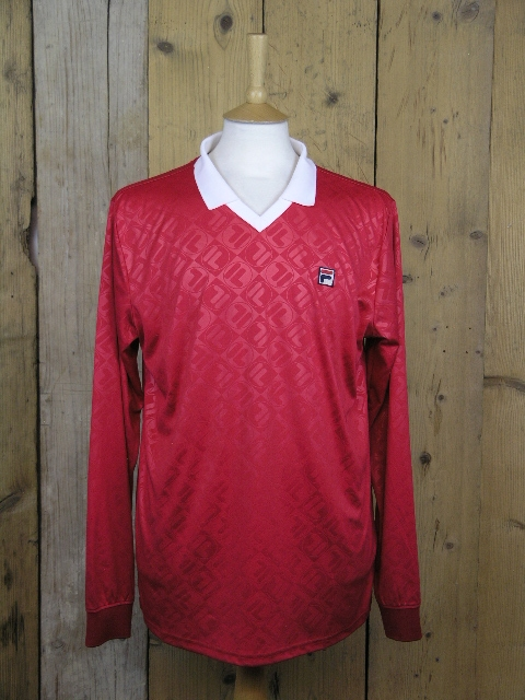 Fila Whiteline Carter Red Sports Tee LM1838AG