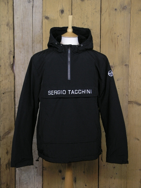 Sergio Tacchini Into Black Jacket 37750166