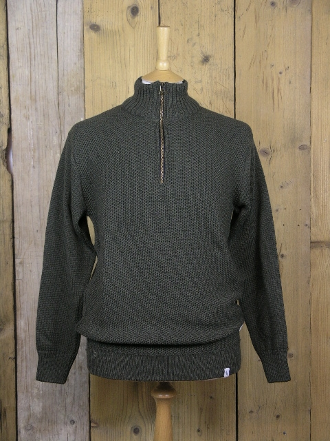 Peregrine Bailey Olive Knit