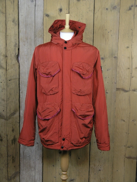 Weekend Offender Gans Rust Coat JKAW1803