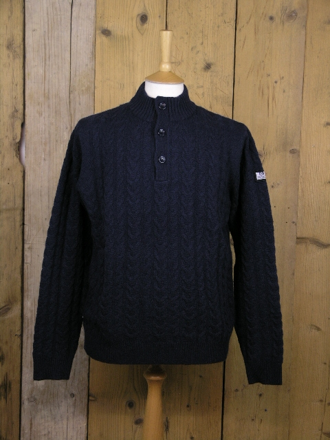 Weekend Offender Gomez Navy Knit KWAW1806