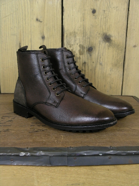 Paolo Vandini Cheyne Brown Boot