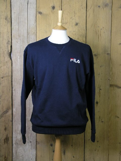 297b2f283a2f Fila Blackline Bo Peacoat Sweater - Elements Clothing
