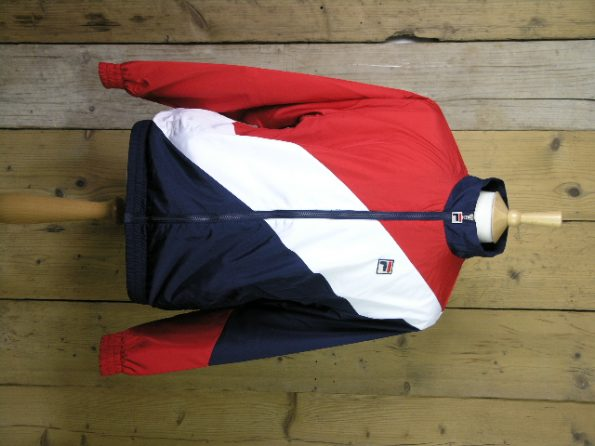 Fila Whiteline Cruz Windbreaker Jacket