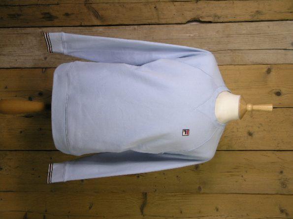 Fila Whiteline Pozzi Cashmere Blue Sweater