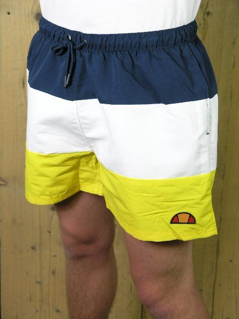 643699c940 Ellesse Heritage Cielo Yellow Short - Elements Clothing