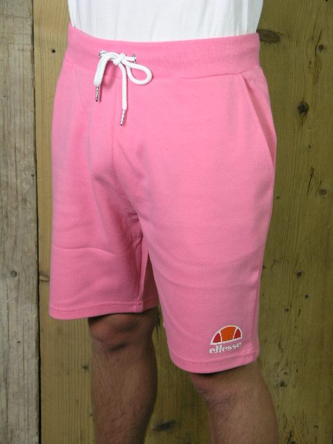 1afdd8ce1bdc Ellesse Heritage Crawford Pink Marl Fleece Short · OLYMPUS DIGITAL CAMERA