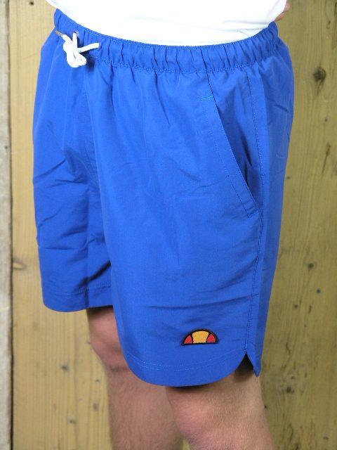 1440331255 Ellesse Heritage Verdo Blue Swim Short - Elements Clothing