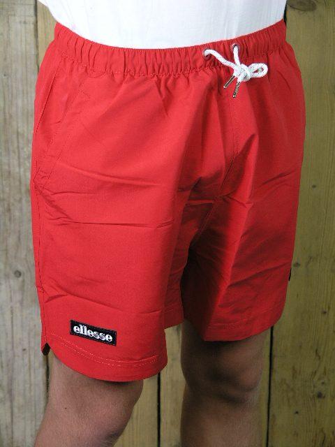 95bb014b Ellesse Heritage Verdo Red Swim Short