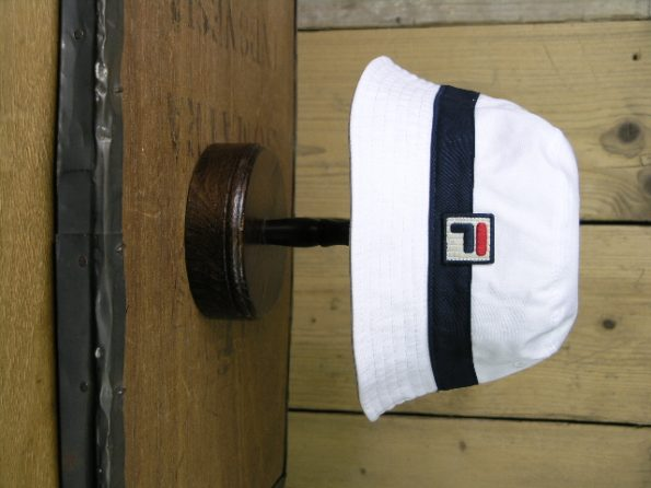 Fila Whiteline Basil White Bucket Hat