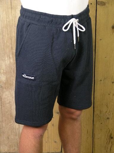 Ellesse Heritage Noli Navy Fleece Short