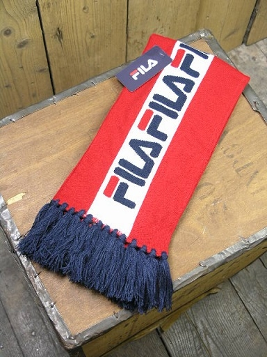 Fila Banks Chinese Red Scarf XF19BLK054