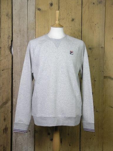 Fila Pozzi Marl Grey Sweater LM171YB2