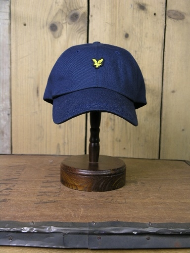 Lyle And Scott Navy Baseball Cap